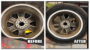 corrected tire rims
